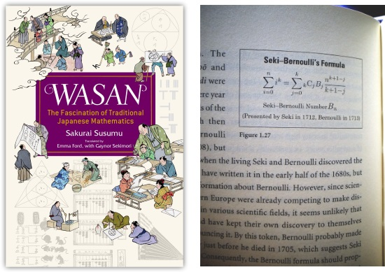 Wasan, the Fascination of Traditional Japanese Mathematics