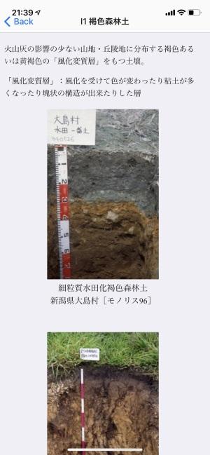 土壌分類の解説も読める