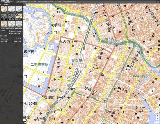 Web地図を自分でデザインできる|地理院地図Vector - 空間情報クラブ ...